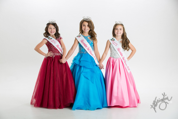 2018 Bud Princess Court Formal