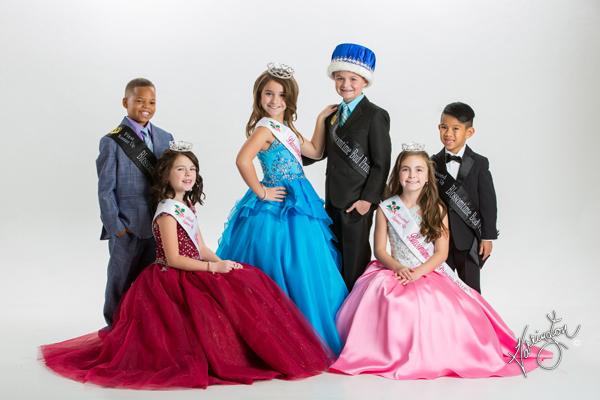 2018 Prince and Princess Court Formal