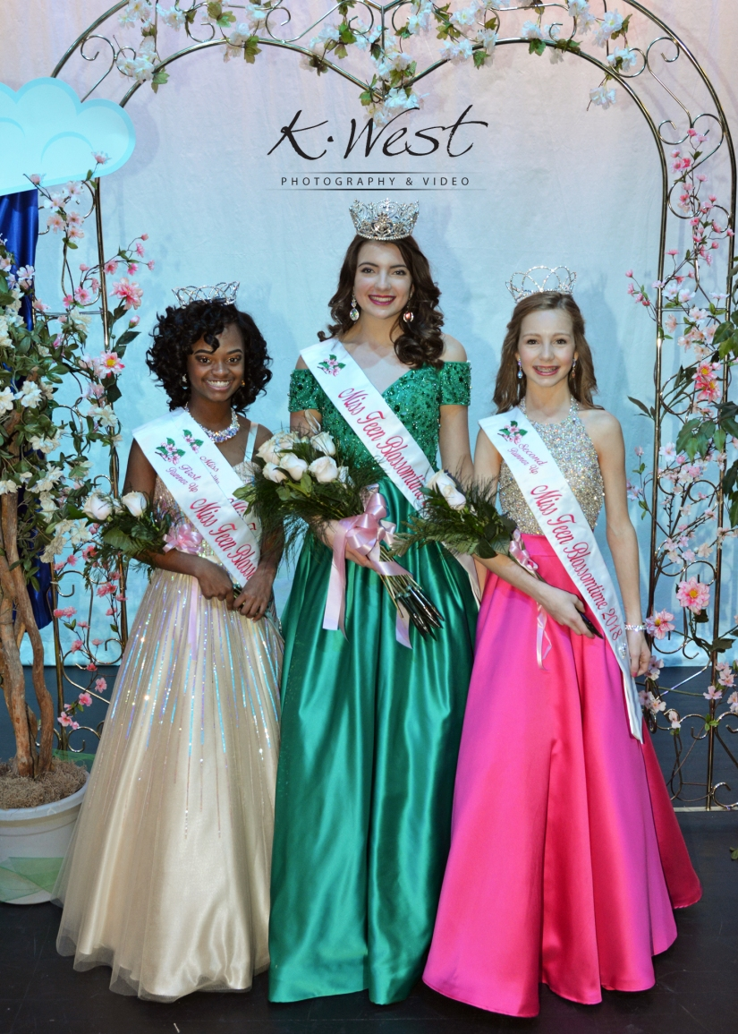 Miss Teen Court 2018