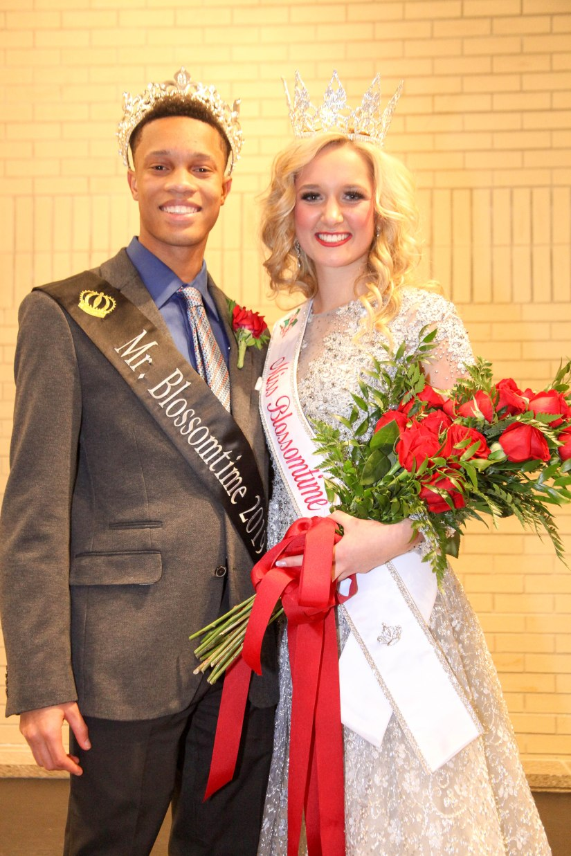 2019 Mr. and Miss BT Sin'cere and Olivia