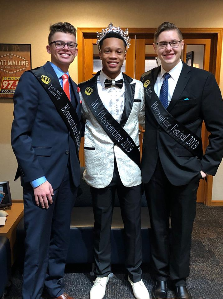 2019 Mr. Blossomtime Court